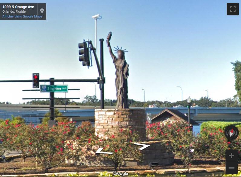 Statue de la Liberté = les répliques découvertes grâce à Google Earth - Page 6 2019-039