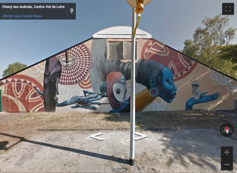 STREET VIEW : les fresques murales en France - Page 24 2019-043