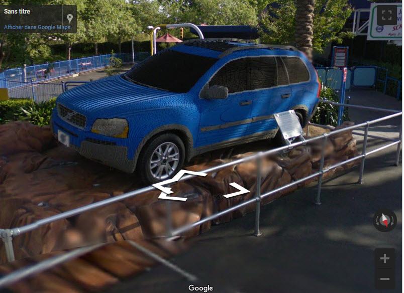 Une Volvo en légos à Carlsbad - Californie 2019-044