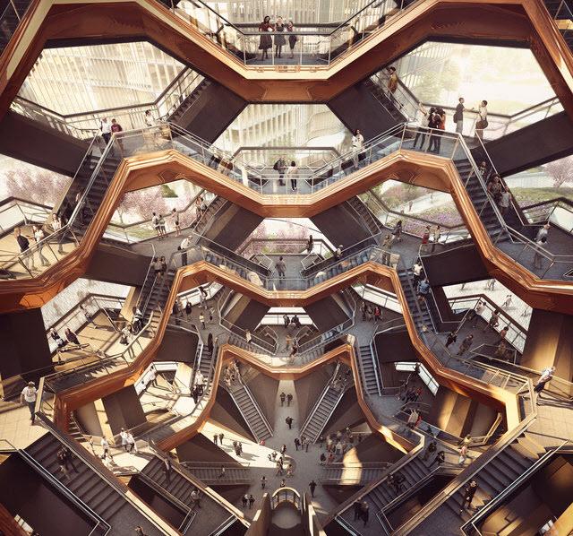 The Vessel - New-York - USA 2019-048