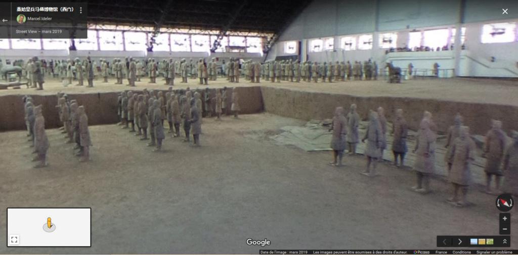 L'armée en terre cuite de Xian (Chine) - Page 2 2019-051