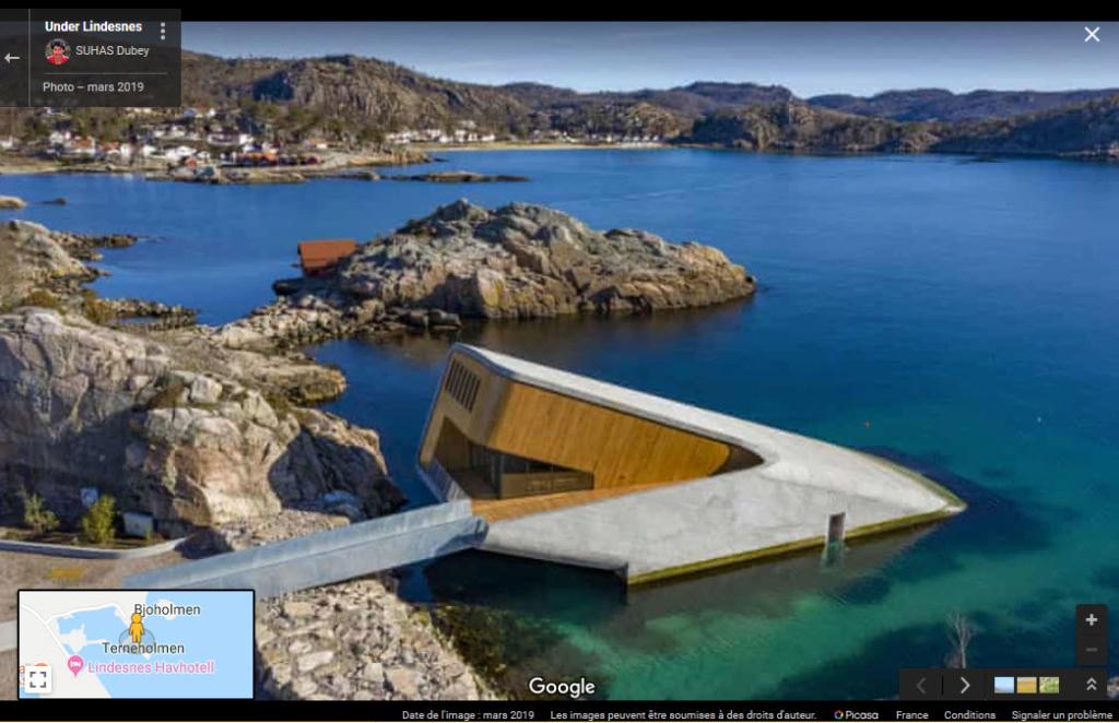 (Bientôt visible sous GE) Under, le restaurant sous-marin - Båly - Norvège 2019-065