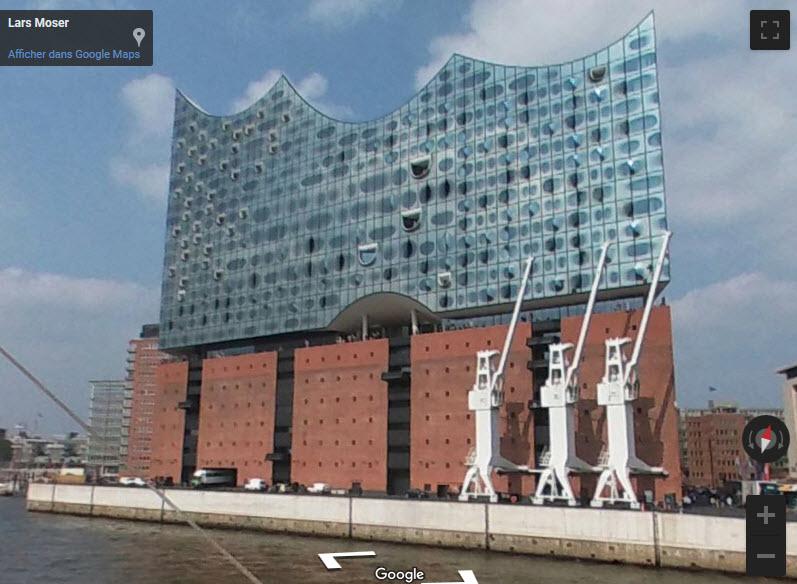 [Bientôt visible sur Google Earth] - Elbphilharmonie - Hambourg - Allemagne 2019-072