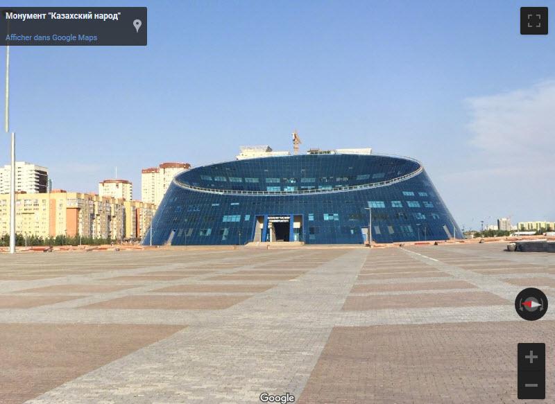 Le palais des arts «Shabyt» - Noursoultan - Kazakhstan 2019-078