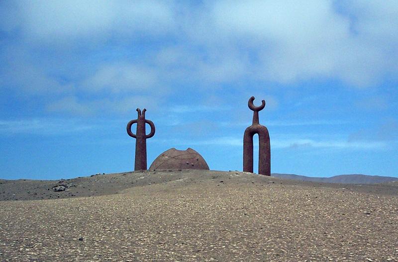 Les sculptures d'Arica - Chili 21677410