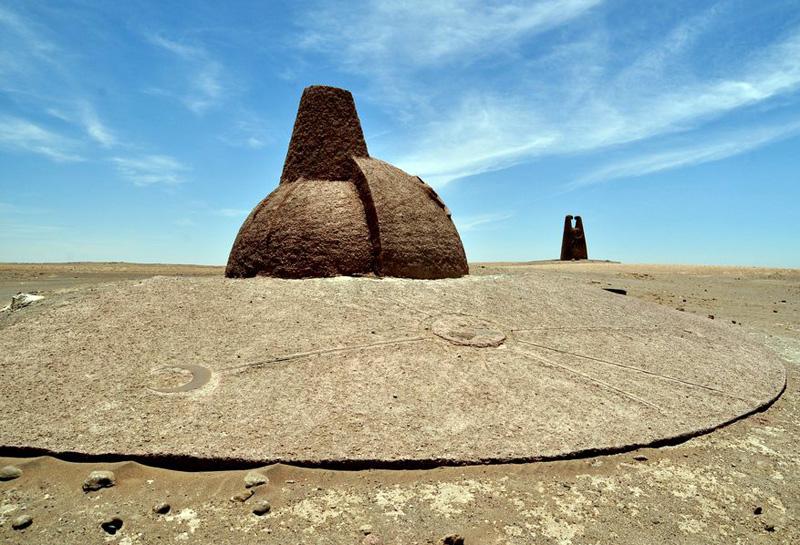 Les sculptures d'Arica - Chili 47704410