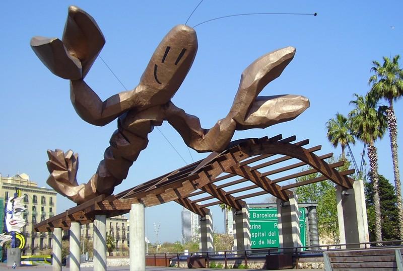 Un homard à Barcelone - Espagne 48318710
