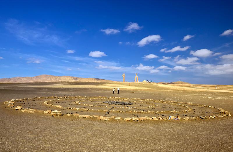 Les sculptures d'Arica - Chili 88552610