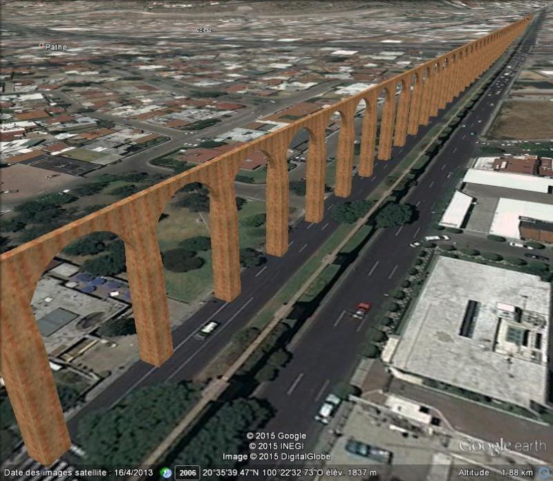 [Mexique] - Aqueduc de Querétaro Aa16