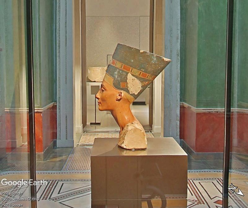 Le buste de Nefertiti au Neues Museum - Berlin Aaa10
