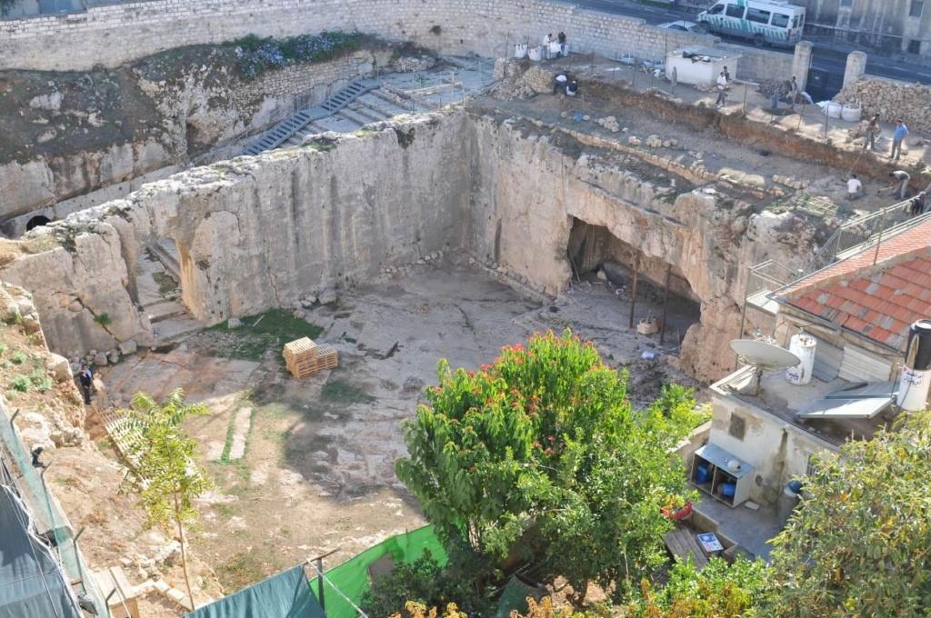 La France va rouvrir à la visite le Tombeau des rois, joyau de Jérusalem Caillo11