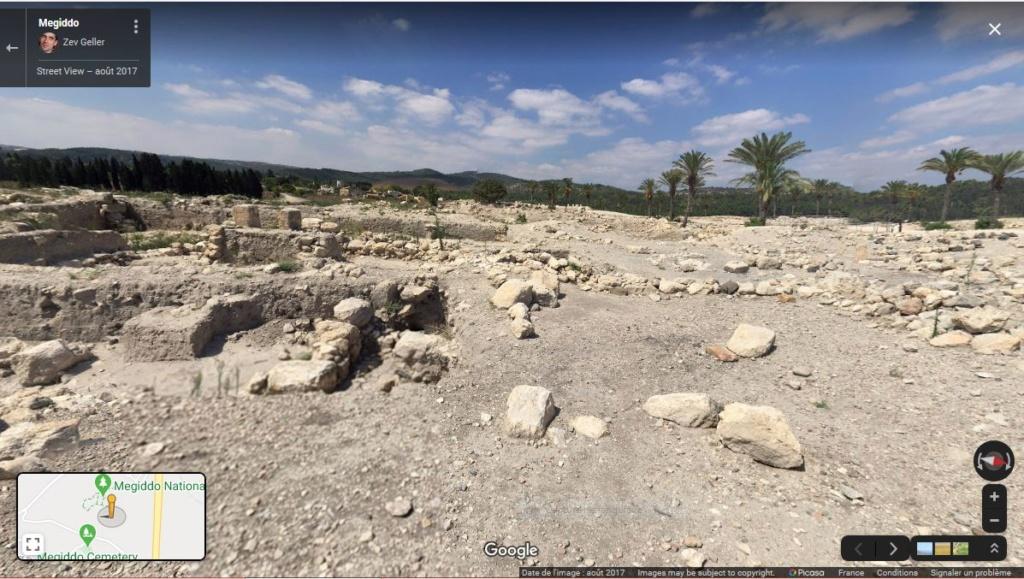 La colline Meggido (Armageddon) (trouvé) Captur58