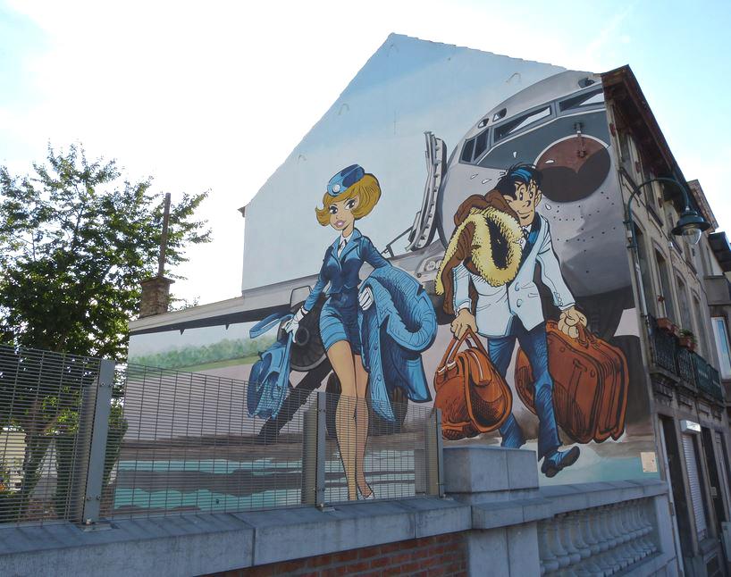 STREET VIEW : les fresques murales - MONDE (hors France) - Page 25 Captur63