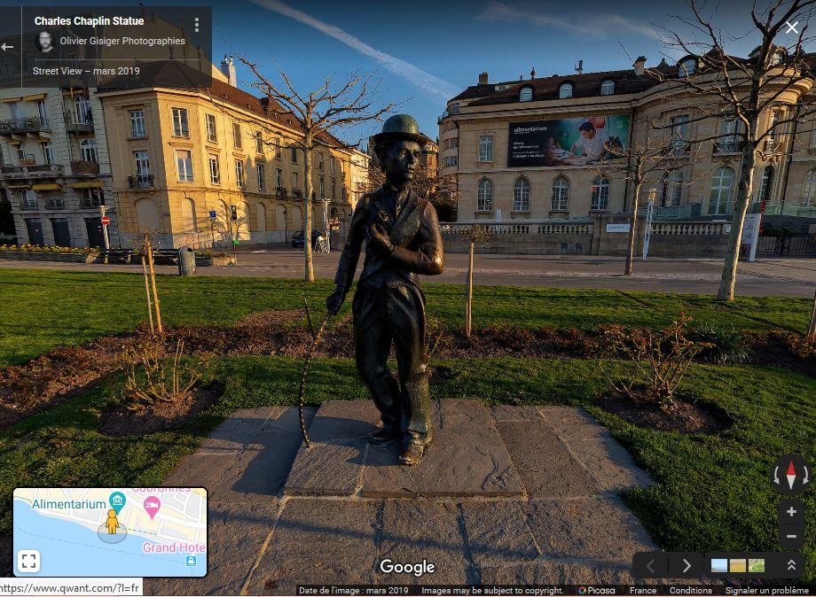 STREET VIEW : les sculptures - Page 6 Captur71