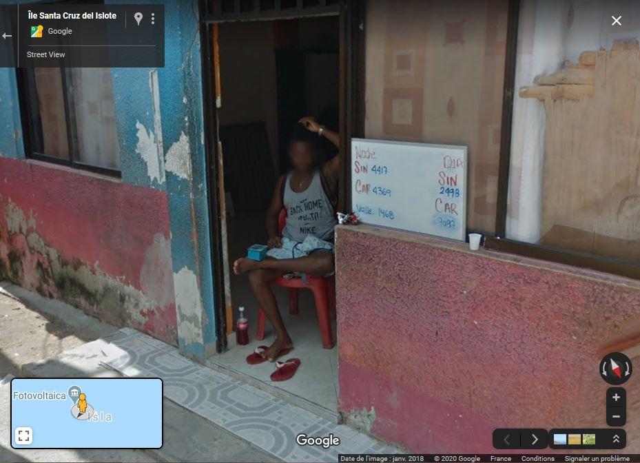 STREET VIEW : un coucou à la Google car  - Page 53 Captur84