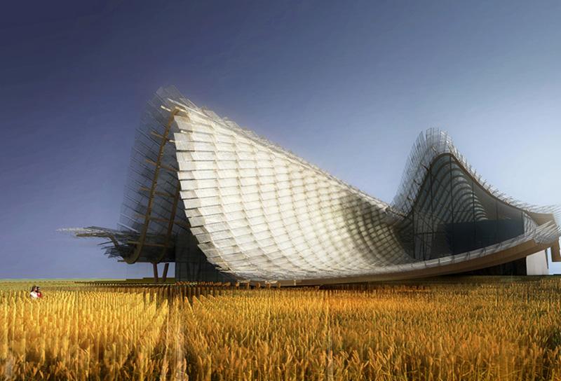 [Désormais visible dans Google Earth] L'Exposition Universelle 2015 à Milan - Italie China-10