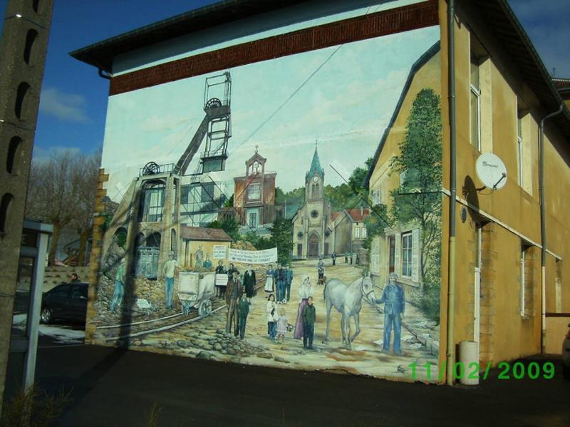 STREET VIEW : les fresques murales en France - Page 23 Crusne10