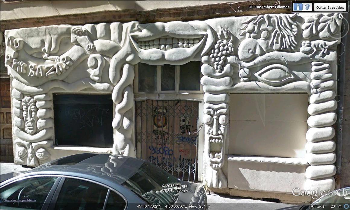 STREET VIEW : les façades de magasins (France) - Page 10 Ddd10
