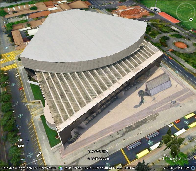 [Mexique] - Auditorium National Fa11