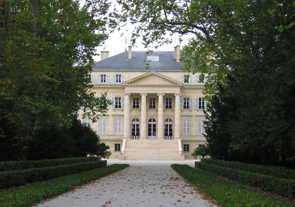 Chateau MARGAUX, un top!! - Margaux - Gironde Gggg11