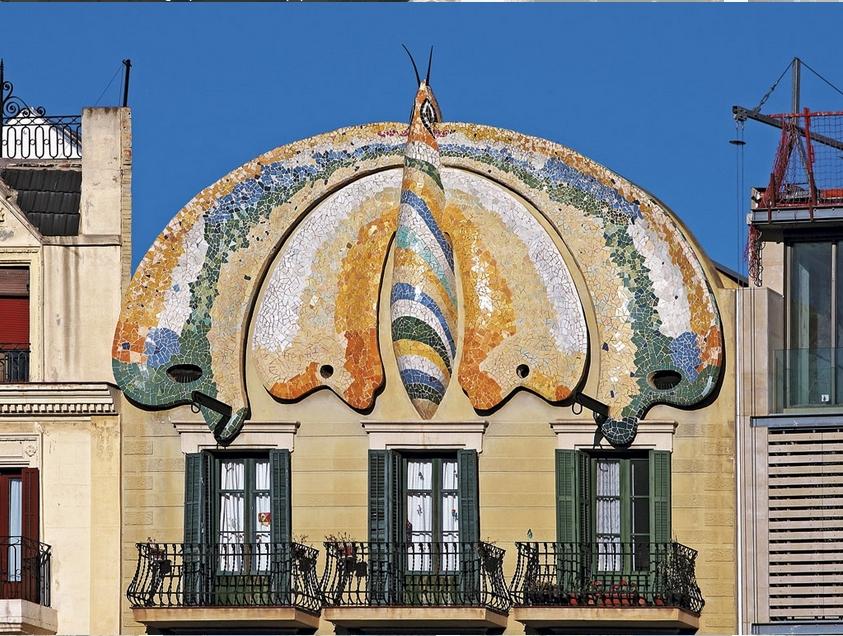 Casa de la Papallona - Barcelone Image_15