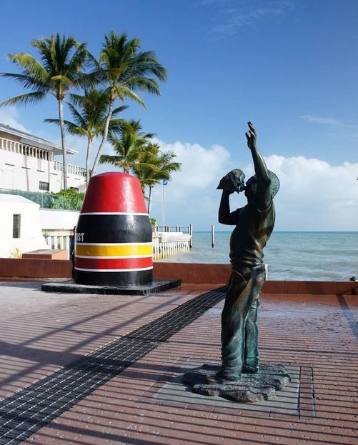 Borne sud des USA, Key West, Floride Image_28