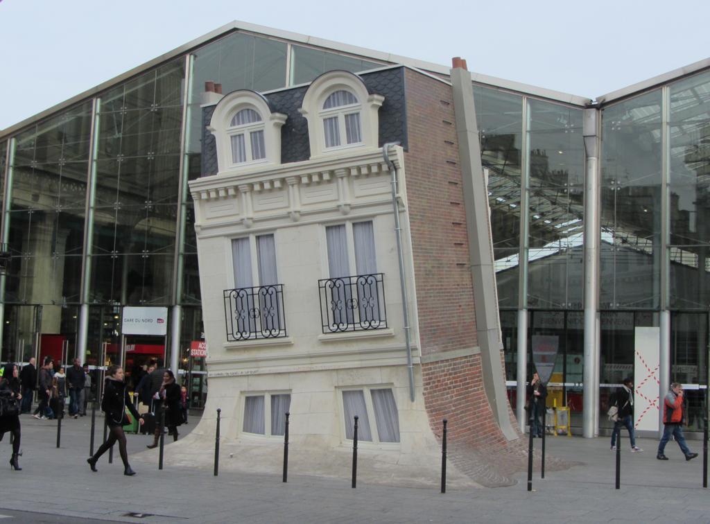 """La """"Maison Fond"""" - Gare du Nord - Paris Img_3910"""