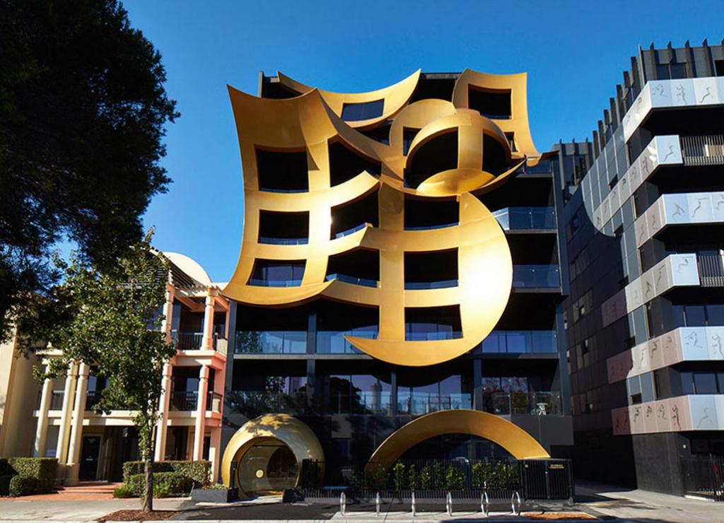 L'incroyable immeuble ORBIS - Melbourne - Australie Orbis-10