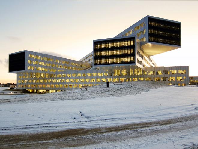 Les bureaux d'Equinor à Fornebu - Norvège Statoi10