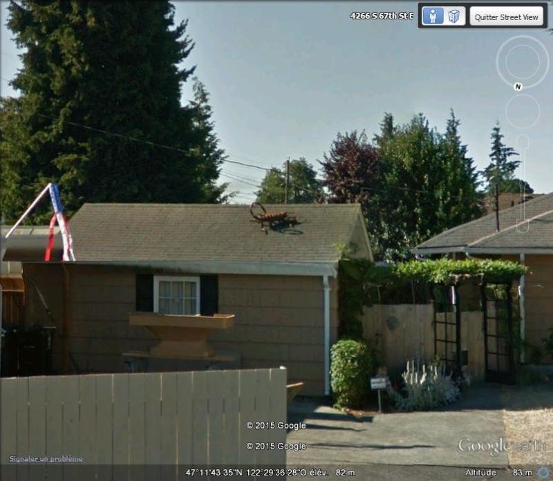 Un GROS scorpion sur un toit - Lakewood - Washington Sv_sco10