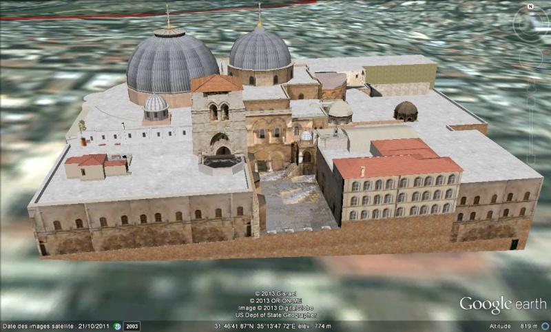 Le Saint-Sépulcre à Jerusalem, Israël Svvvvv14