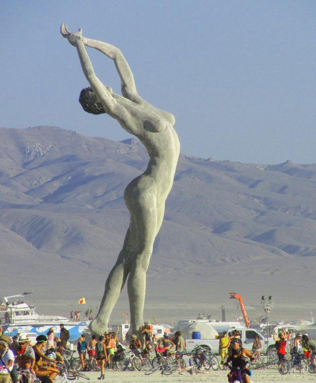 Sculpture Bliss Dance (Marco Cochrane) à San Francisco - USA Tib_gg10