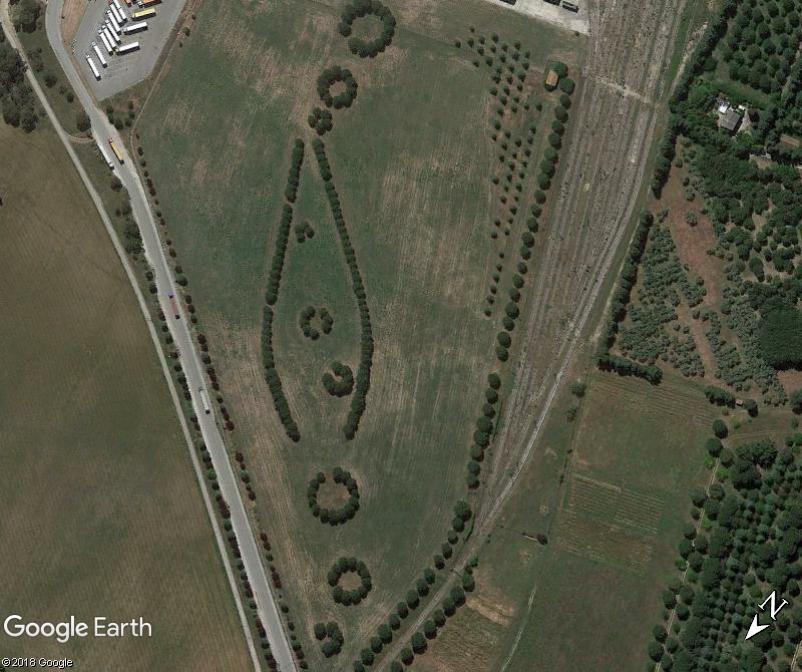 Source et usine Perrier à Vergèze dans le Gard Www37