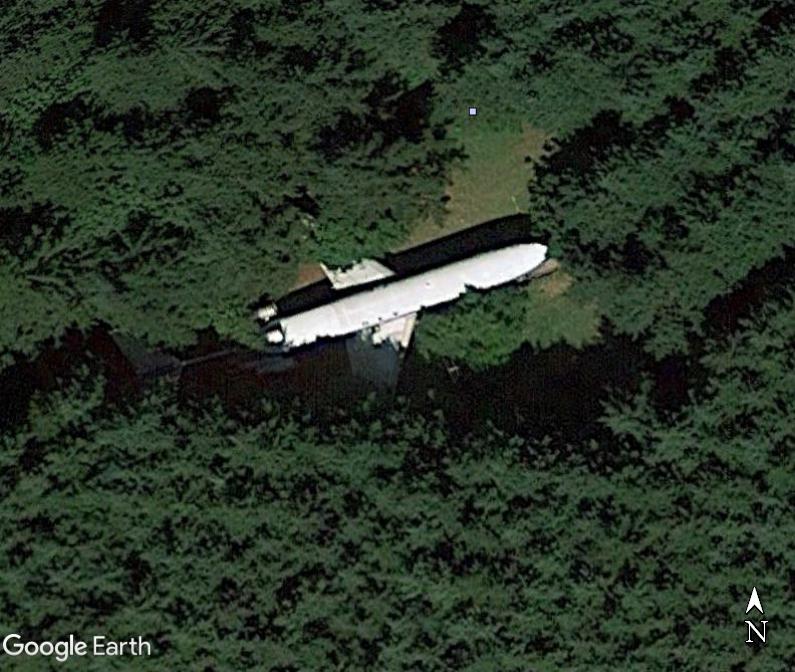 "Maison ""made by Boeing"" - Hillsboro - Oregon - USA Www65"