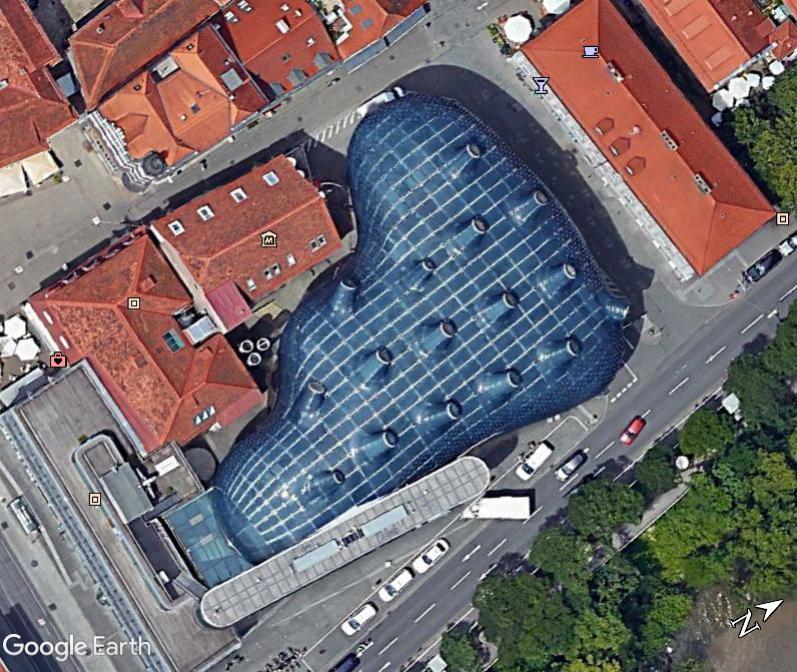 Musée  d'art - Graz - Autriche Www78