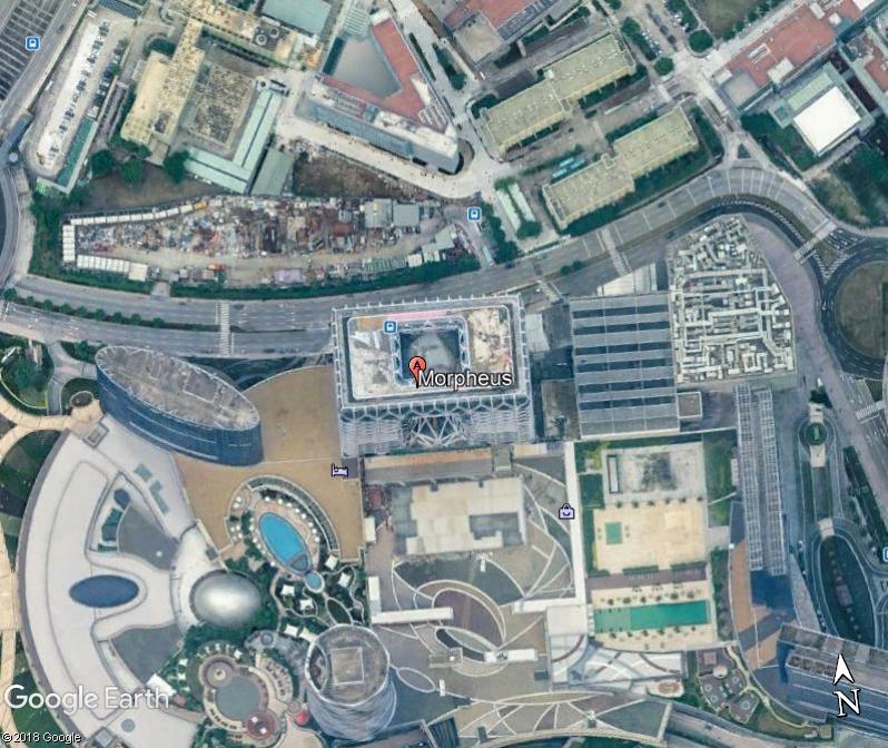 L'Hotel-Casino Morpheus - Macao - Chine Www81