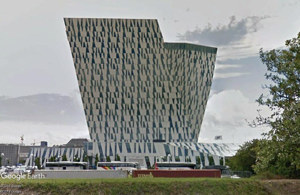 Le Bella Sky Hotel -  Copenhague Xxx111