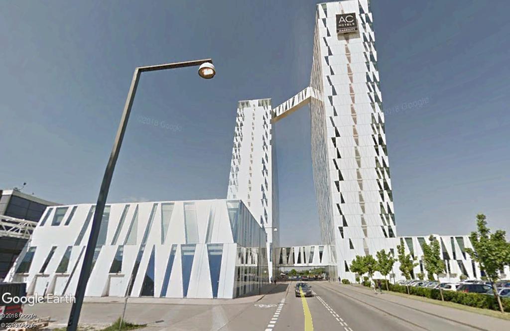 Le Bella Sky Hotel -  Copenhague Xxx16