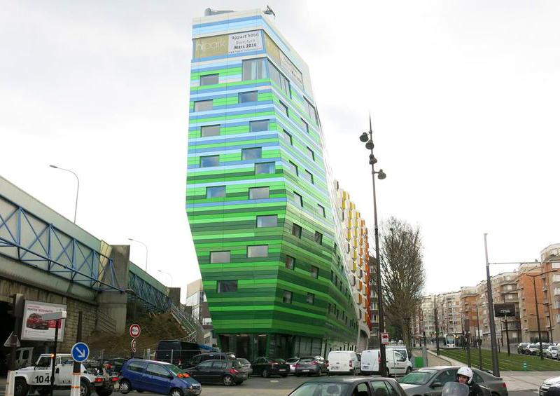 Hotel Hipark - Paris Yx6ehe10