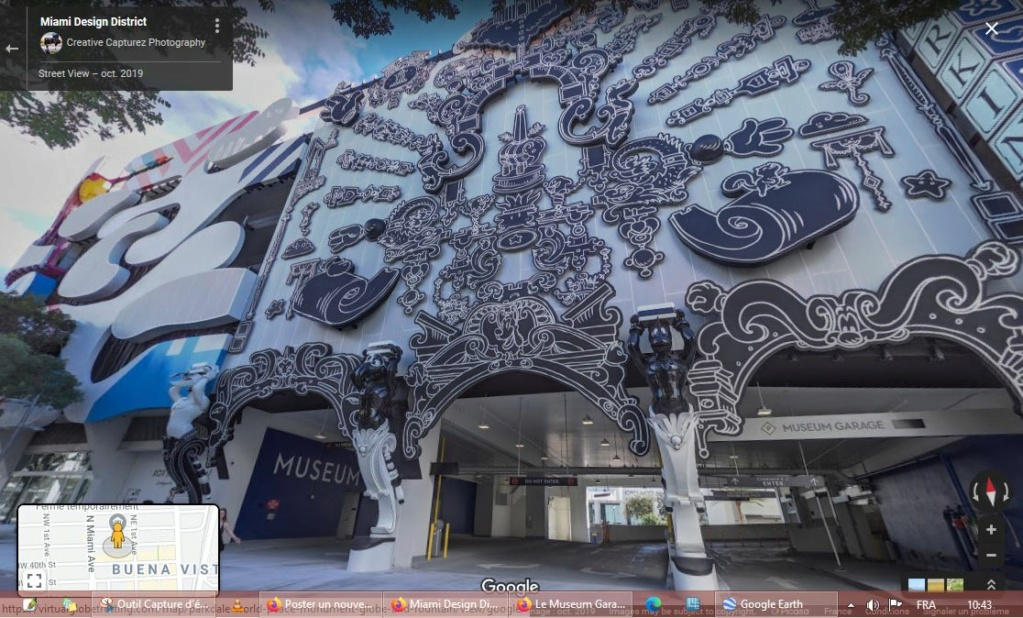 Le Museum Garage de Miami Z111