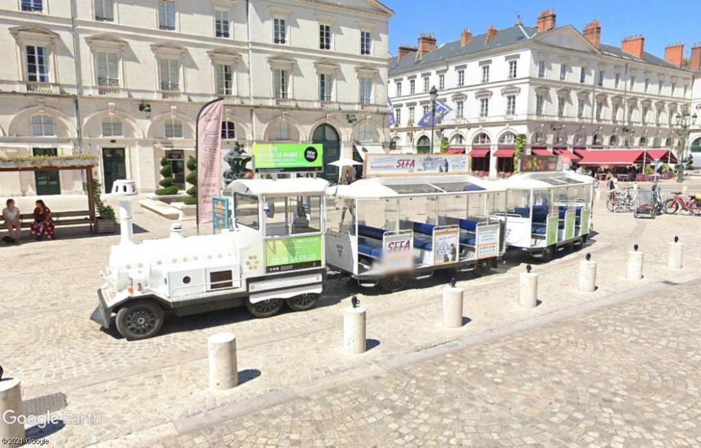 STREET VIEW : les petits trains touristiques - Page 3 Z1126