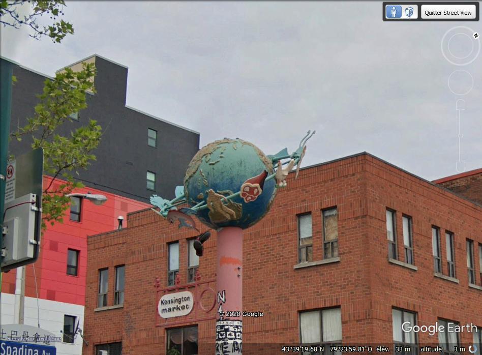 Globes terrestres visibles depuis les cieux - Page 5 Z113