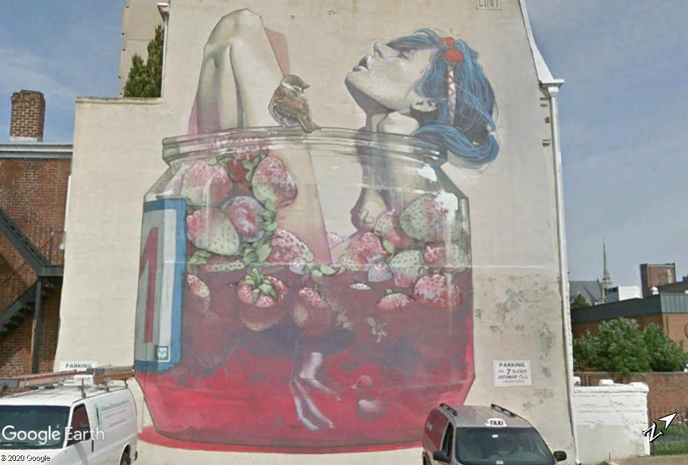 STREET VIEW : les fresques murales - MONDE (hors France) - Page 26 Z1310