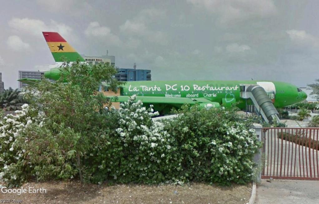 La Tante DC 10 Restaurant - Accra - Ghana Z1322