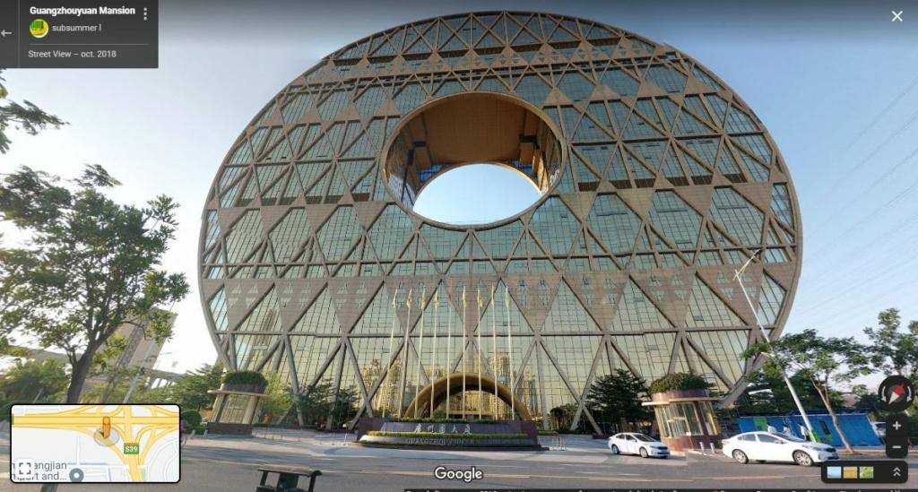 Guangzhou Circle - Canton - Chine Z137
