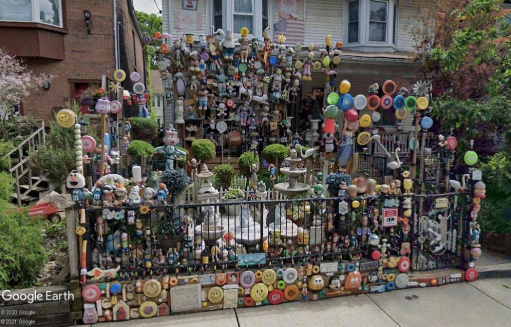 Une maison hyper décorée - Toronto - Canada Z1511