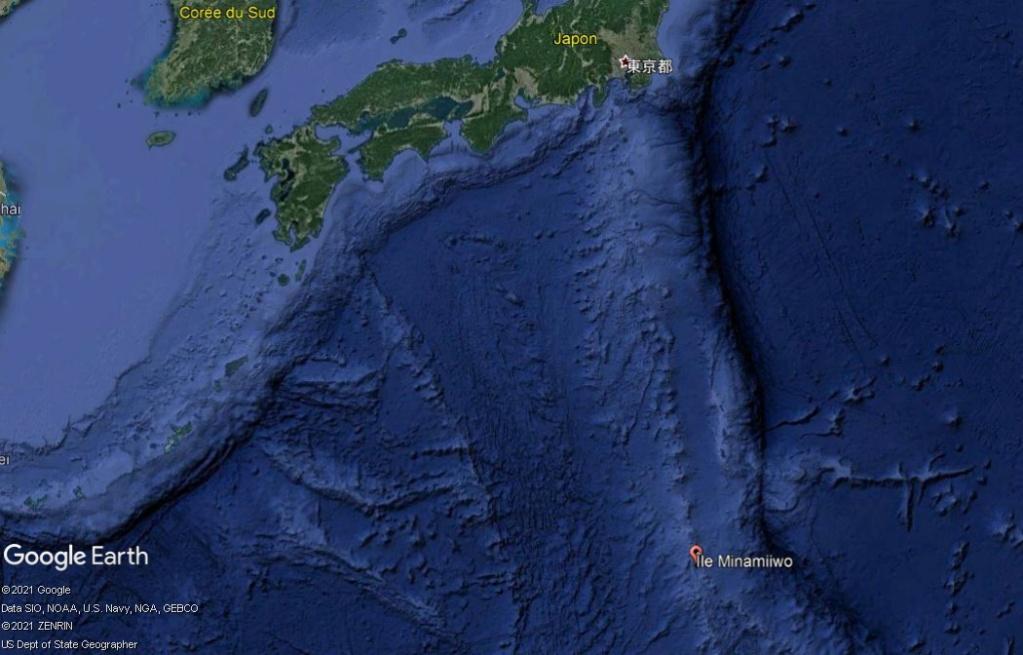 Une île nouvelle???  Sud Japon Z1518