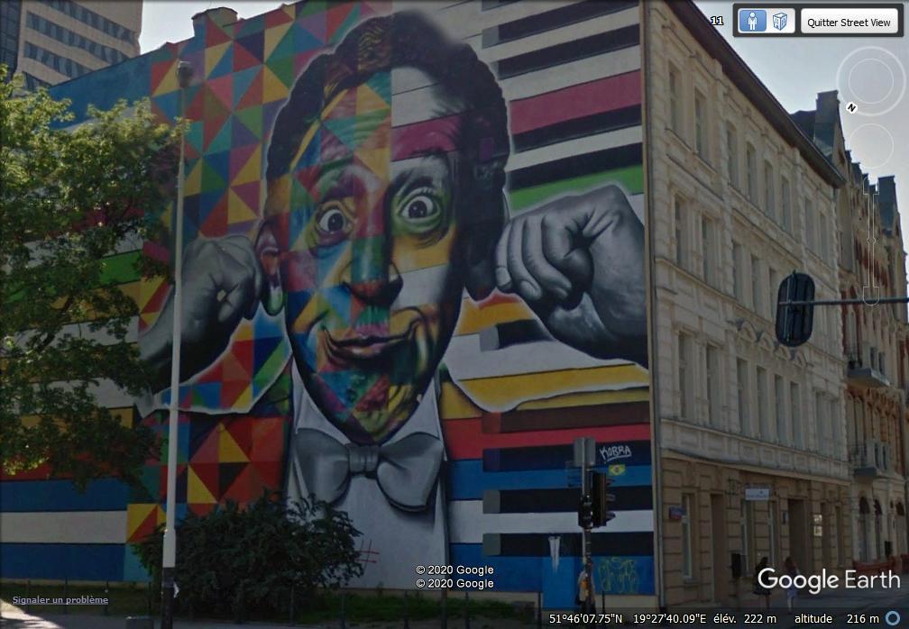 STREET VIEW : les fresques murales - MONDE (hors France) - Page 25 Z17
