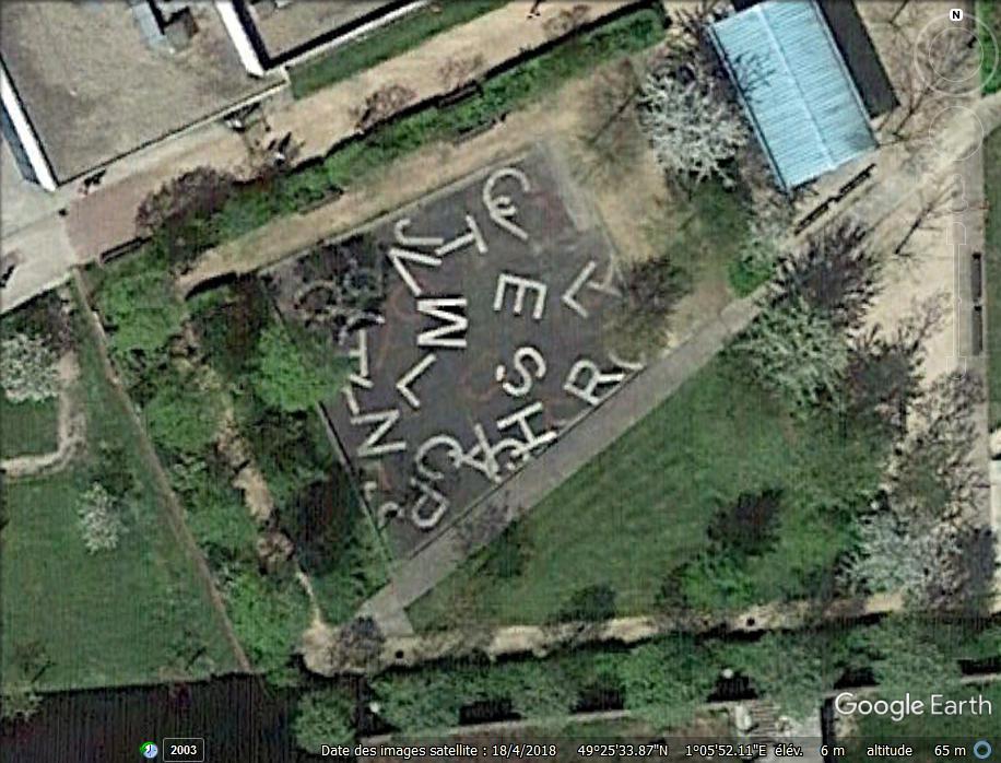 L'alphabet de Rouen - Seine Maritime Z18