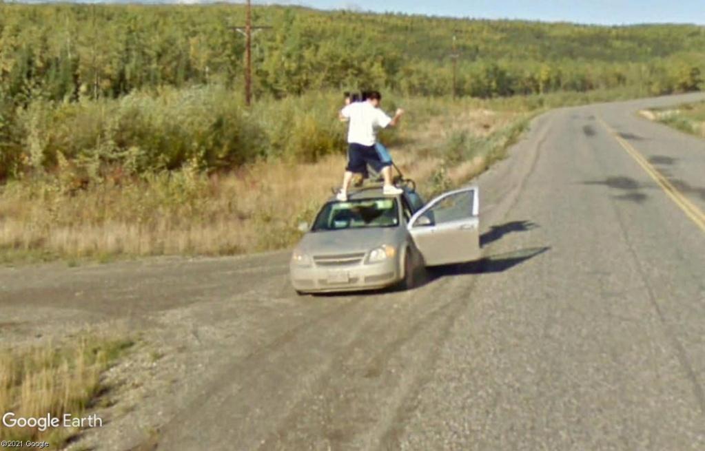 Des problèmes avec la Google Car?  - Yukon - Canada Z1815